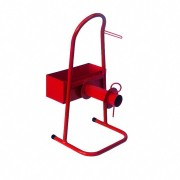 Tragbarer Bandabroller mit Ablagekasten, Modell 96-A, für alle Pack Tex Bänder