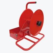 Tragbarer Bandabroller mit Ablagekasten, Modell B-A