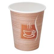 Kaffeebecher CoffeeToGo Pappbecher KAFFEEPAUSE 8oz 200 ml, 50 Stk.