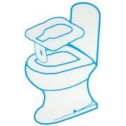 BulkySoft Toilettensitzauflagen für unterwegs wiederverschliessbar, 50 Stk.