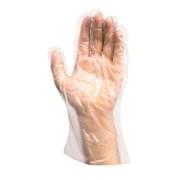 Einweghandschuhe LDPE für Frauen, universal passend (M), 100 Stk.