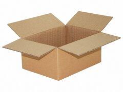 Faltkarton  200x150x90mm, 1wellig, braun